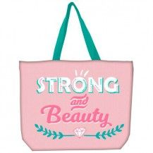 BOLSO PLAYERO STRONG AND BEAUTY