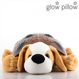 PROYECTOR LED PERRITO PELUCHE