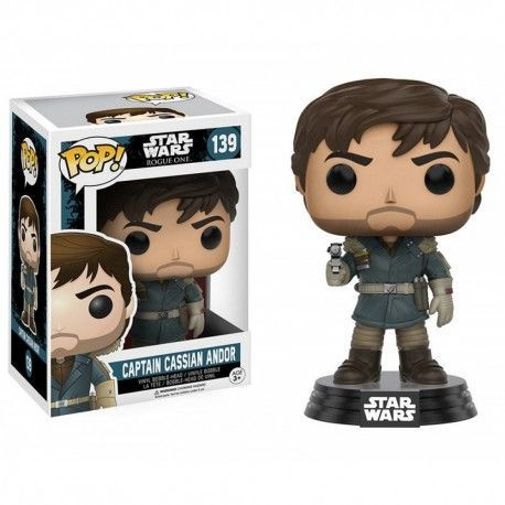 MINIATURA POP CAPTAIN CASSIAN ANDOR