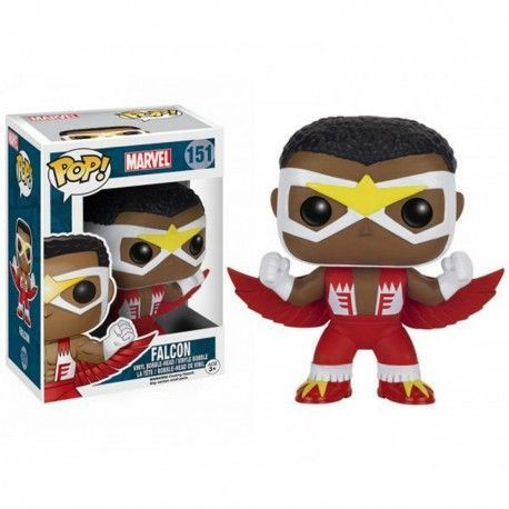 MINIATURA POP FALCON